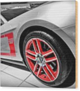 Ford Mustang Boss 302 Wood Print