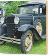 Ford Pickup Wood Print