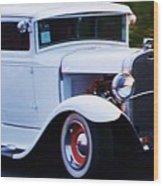 Ford Roadster Wood Print