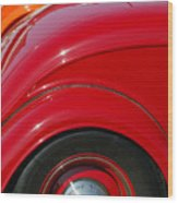 Ford Roadsters Wood Print