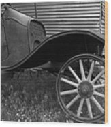 Ford T Wood Print