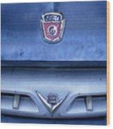 Ford V8 Truck Wood Print