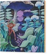 Forest Fantasy-sold Wood Print