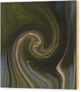 Forest Illusions-whispers On The Wind Wood Print