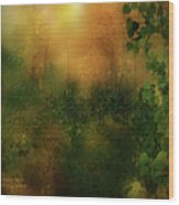 Forest Moods Wood Print