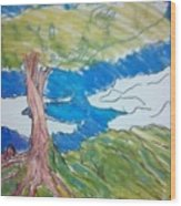 Forestree Wood Print