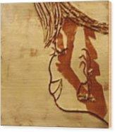 Forever Gal - Tile Wood Print