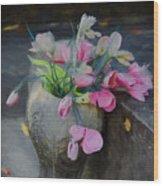 Forgotten Again - Painted Wood Print