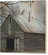 Forgotten Midwest Treasure Wood Print