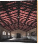 Former Cannery - Ex Conservificio II Wood Print