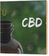 Formula Swiss Cbd Oil Wood Print