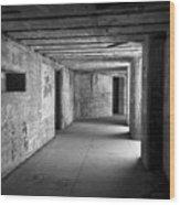 Fort Casey 3925 Wood Print