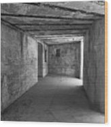Fort Casey 3930 Wood Print