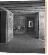 Fort Casey 3931 Wood Print