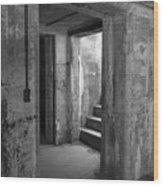 Fort Casey 3933 Wood Print