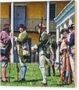 Fort Mifflin - Philadelphia Wood Print