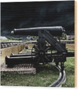 Fort Moultrie Magic Wood Print