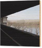 Fort Osage Wood Print