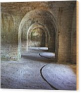 Fort Pickens 3 Wood Print