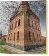 Fort Queenscliff Wood Print