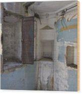 Fort Worden 3553 Wood Print