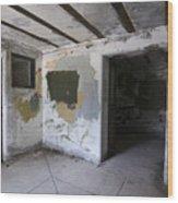 Fort Worden 3578 Wood Print