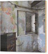 Fort Worden 3602 Wood Print