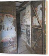 Fort Worden 3624 Wood Print
