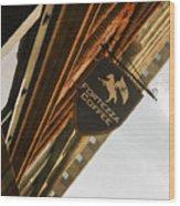 Fortezza Wood Print