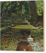Foster Botanic Garden 6 Wood Print