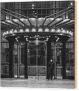 Four Seasons Hotel New York Wood Print