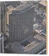Four Seasons Hotel Philadelphia 1 Logan Square Philadelphia Pa 19103 Wood Print by Duncan Pearson
