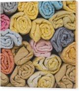 Fouta Towels Wood Print