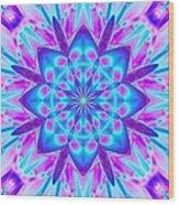 Fractal 13 Wood Print