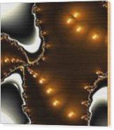 Fractal 2 Wood Print