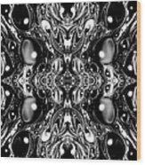 Fractal 62316.1 Wood Print