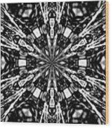Fractal 7 Wood Print