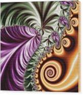 Fractal Design 7 Wood Print