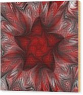 Fractal Garden 3 Wood Print
