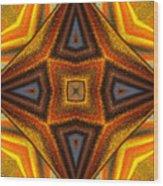 Fractal Life 1118 Wood Print