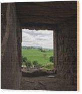 Framed Nature Wood Print