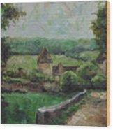 France, 1993 Wood Print