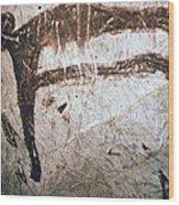 France: Mammoth Art Wood Print