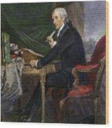 Francis Hopkinson Wood Print