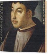Francisco Fernandez De Cordoba And Mendoza Wood Print