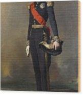 Francois-ferdinand-philippe Dorleans Prince De Joinville Franz Xavier Winterhalter Wood Print