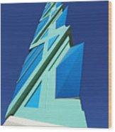 Frank Lloyd Wright Wood Print