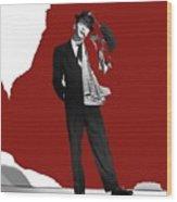 Frank Sinatra Pal Joey  1957-2015 Wood Print