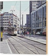 Frankfurt 1 Wood Print