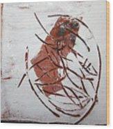 Frankie - Tile Wood Print